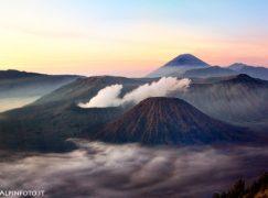 Bromo: Indonesia