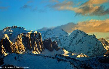 Una delle più belle viste delle Dolomiti