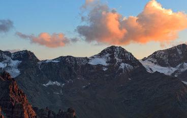 Trekking fotografico, Giro del Confinale, Parco Nazionale dello Stelvio