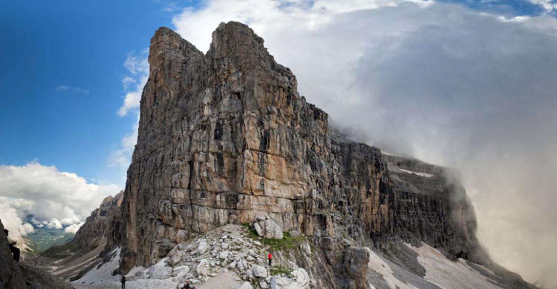 Trekking fotografico nel Parco Naturale Adamello Brenta