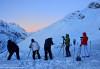 Al cospetto del Monte Bianco
