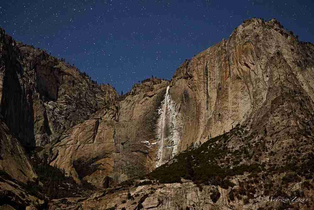 Yosemite fall stelle