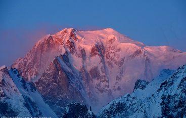 Ciaspolata fotografica | Il balcone sul Monte Bianco