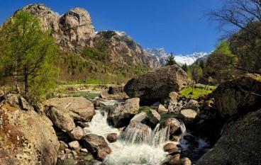Il corretto utilizzo dei filtri nel paesaggio: Photoday in Val di Mello