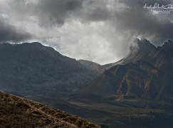 La salita al Rifugio Alpe di Tires