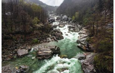 Un'insolita Val Verzasca