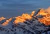Sci safari fotografico nelle Dolomiti