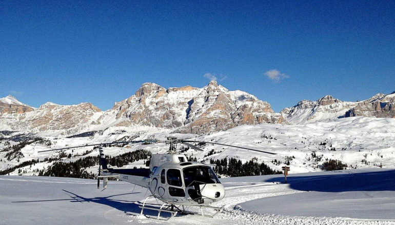 Workshop le Dolomiti dall'alto
