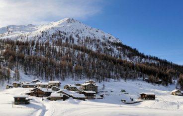 Ciaspolata fotografica a Cheneil, Valtournanche, Cervino