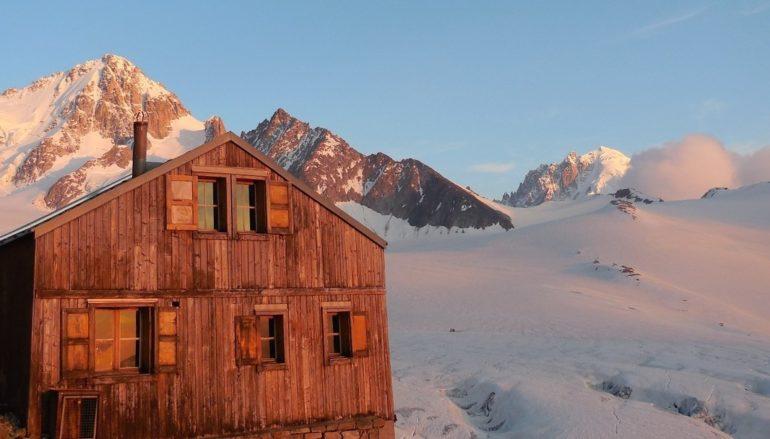 Trekking fotografico: Il balcone delle aiguille del massiccio del Monte Bianco