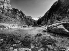 Photoday: Fotografia Bianco e Nero in Val di Mello con Alberto Bregani