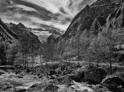 Uso dei filtri nel pasesaggio alpino   Photoday in Val di Mello