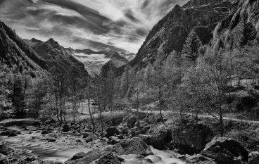 Uso dei filtri nel pasesaggio alpino | Photoday in Val di Mello