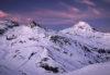 Fotografare la neve nella valle di Blenio – Lucomagno