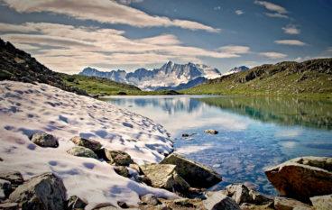 Trekking fotografico in tenda: Laghi di Strino – Val di Sole