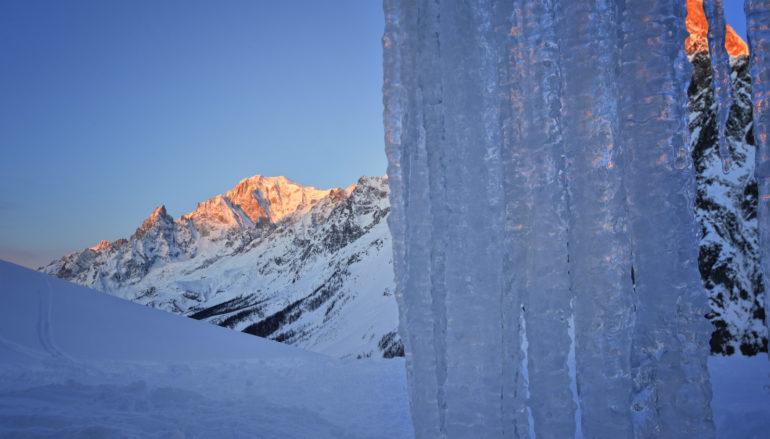 Monte Bianco: Mai la stessa alba