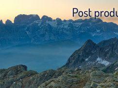 Post-produzione RAW con Adobe Lightroom® a Milano
