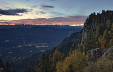 Fotografiamo l'autunno in Oltradige e Monte Roen