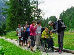 """Parco Fotografico Trentino e Parco Naturale Adamello-Brenta insieme per una """"Bellezza Accessibile"""""""
