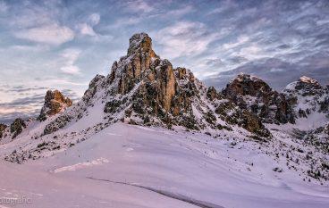 Best of Dolomites 2020 | Inverno in Dolomiti dal Lagazuoi al Passo Giau